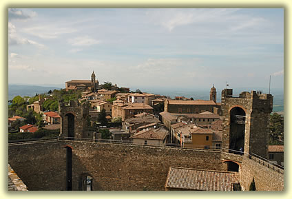 Landscapes of Tuscany Montalcino Tour