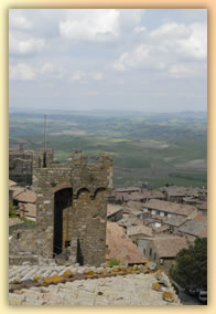Landscapes of Tuscany - Montalcino - photo by Luca G.